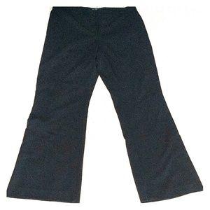 Elegant Dana Buchman black slacks